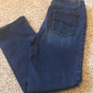 Lees relaxed fit straight leg jeans